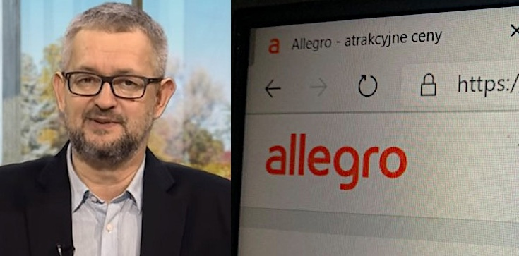 Cenzura Allegro wybiła książkę Ziemkiewicza na pierwsze miejsce w rankingu - zdjęcie