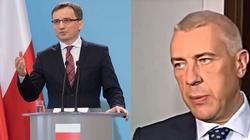 Giertych do Ziobry: Kaczyński może Pana wywalić na zbity pysk - miniaturka