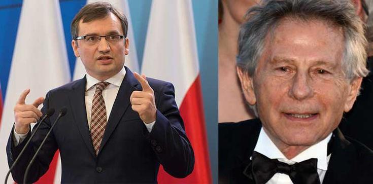 Minister Ziobro konkretnie: Pedofil to zawsze pedofil. Dlatego nie będzie taryfy ulgowej dla nikogo, nawet Polańskiego! - zdjęcie