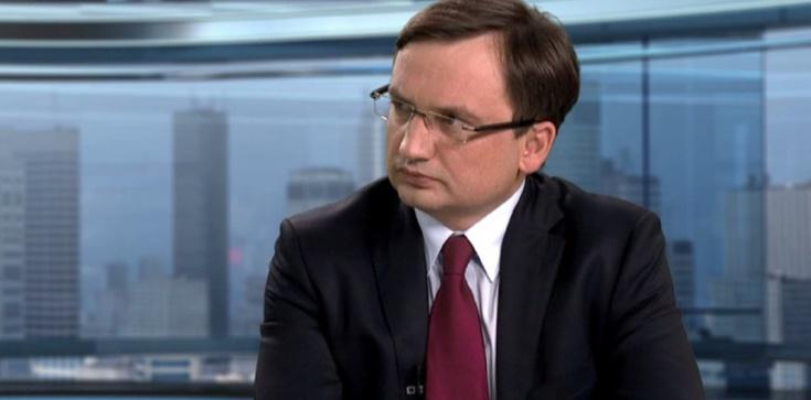 Ziobro: Wyrok TK nie ma mocy prawnej - zdjęcie