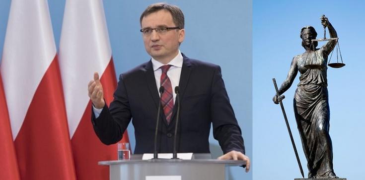 Ziobro: Z sądów  w Polsce nigdy nie usunięto winnych - zdjęcie