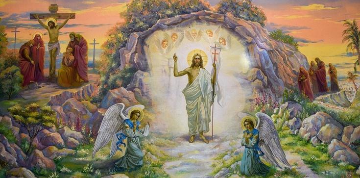 Pan rzeczywiście zmartwychwstał i ukazał się Szymonowi - zdjęcie