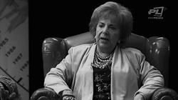 Zmarła znana aktorka Zofia Czerwińska. Miała 85 lat - miniaturka