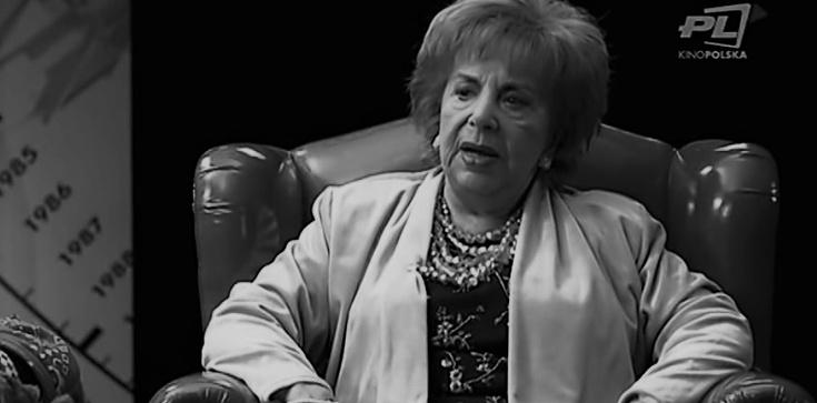 Zmarła znana aktorka Zofia Czerwińska. Miała 85 lat - zdjęcie