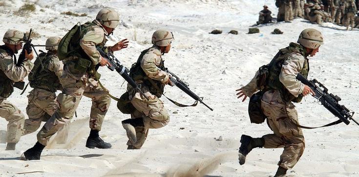 Teluk: Polska armia będzie bronić Łotwy - zdjęcie