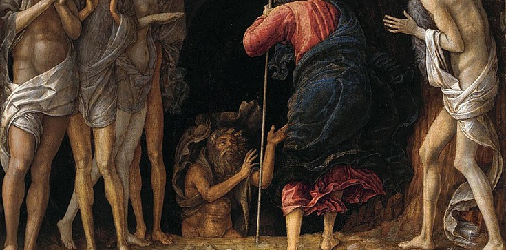Zstąpienie Chrystusa do otchłani - zdjęcie