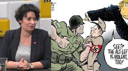 Skandal! Żukowska porównuje ANTIFĘ do Armii Krajowej. Ostra dyskusja na TT - miniaturka