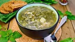 Zupa z pokrzywy - miniaturka