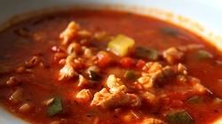 Piątek w jednym garnku: Zupa rybna z pomidorami! - miniaturka