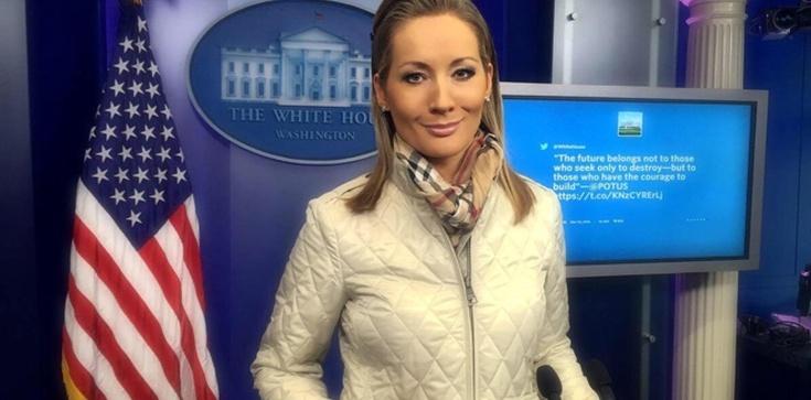 Dobra zmiana w TVP! Zuzanna Falzmann korespondentką w Waszyngtonie - zdjęcie