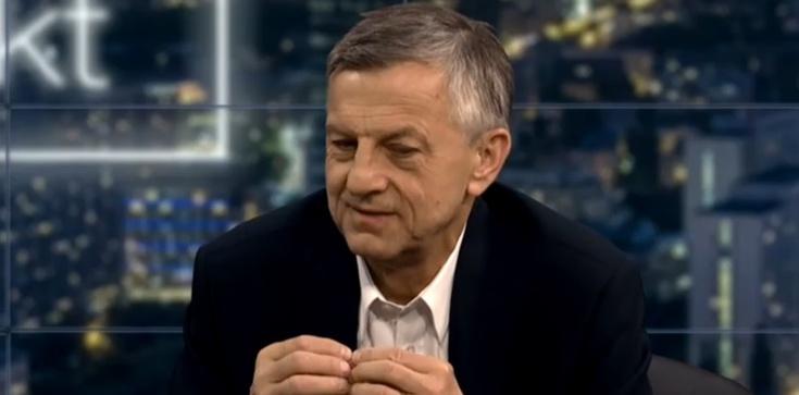Prof. Zybertowicz: GW jest na froncie walki informacyjnej - zdjęcie