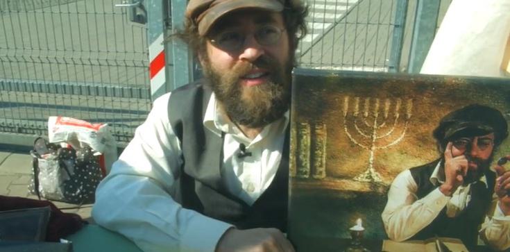 """Absurd z Krakowa. """"Żyd z pieniążkiem"""" jest ... antysemicki - zdjęcie"""