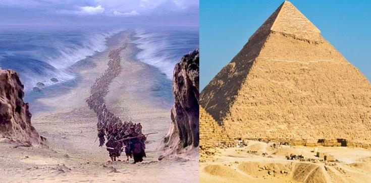 Dlaczego Żydzi musieli uciekać z Egiptu?  - zdjęcie