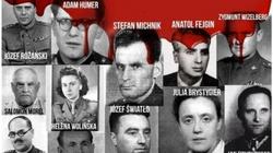 Żydowscy kaci na służbie NKWD i SB - miniaturka