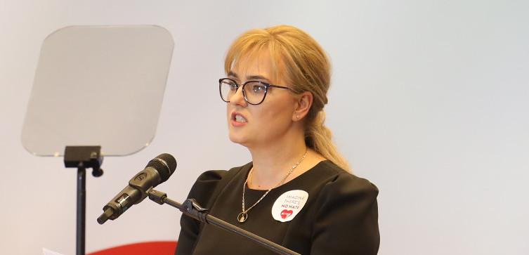 Europosłanka PO Magdalena Adamowicz z zarzutami prokuratorskimi - miniaturka