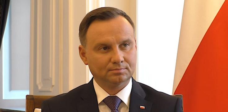 Prezydent Duda: Konieczne jest zdecydowane działanie wobec władz białoruskich - zdjęcie