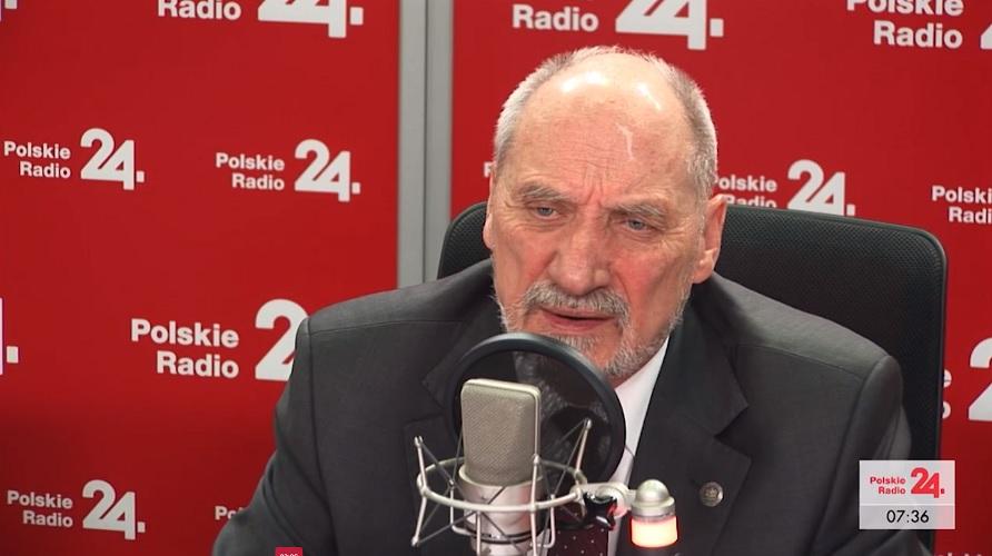 A. Macierewicz: Nie będzie przyspieszonych wyborów - miniaturka