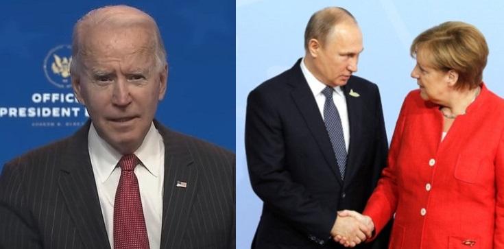 ,,Die Welt'': Niemiecki rząd ani o krok nie ustąpił USA w sprawie Nord Stream 2 - zdjęcie