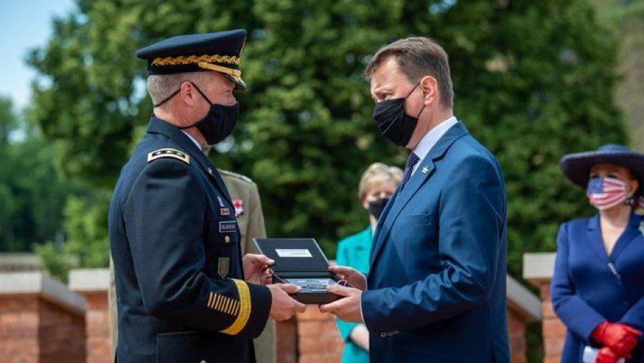 Znana jest lokalizacja V Korpusu US Army w Polsce. Ambasador Mosbacher potwierdza - miniaturka