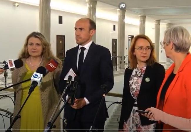PO złożyło wniosek o odwołanie ministra Zbigniewa Ziobro - miniaturka