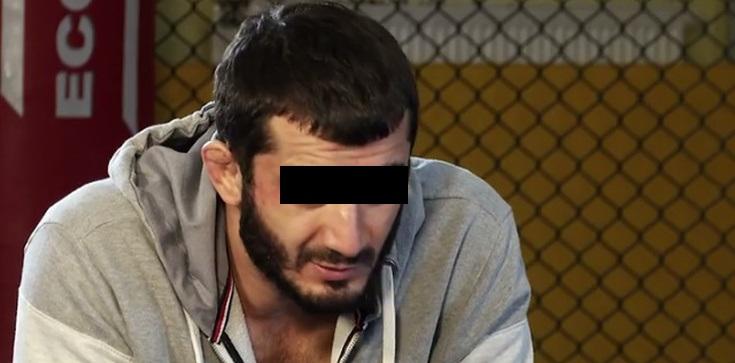 Akt oskarżenia przeciwko znanemu zawodnikowi MMA - zdjęcie
