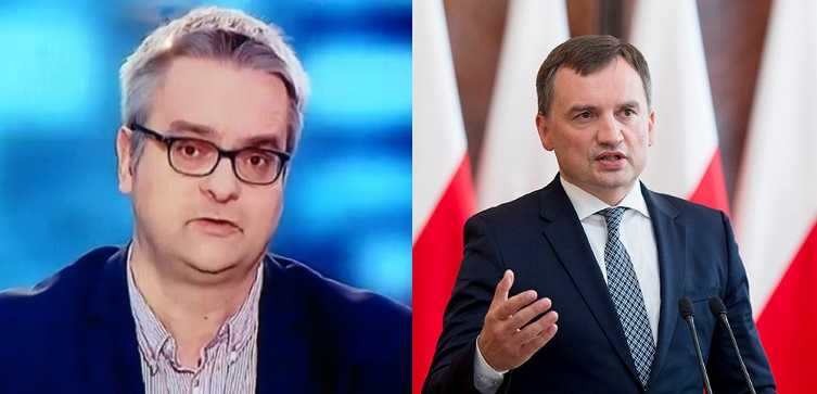 Czuchnowski o ministrze Ziobro: To potwór. Zbudował własny układ z podporządkowaną sobie prokuraturą, SN i KRS - miniaturka