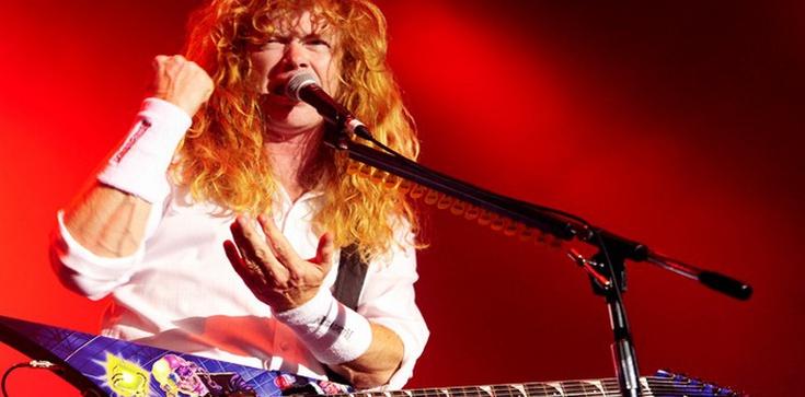 Nawrócenie muzyka z Megadeth - zdjęcie