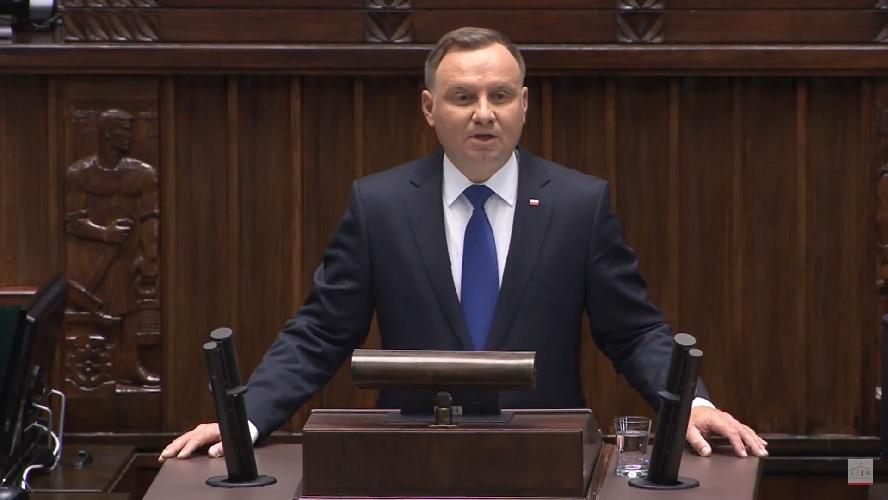 Paweł Mucha: Prezydent jest zaniepokojony sytuacją w Zjednoczonej Prawicy - miniaturka