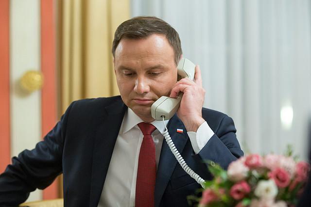 Prezydenci V4 wydali wspólne oświadczenie ws. Białorusi - miniaturka