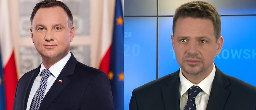 Ostatnia prosta. Andrzej Duda wygrywa w jednym z ostatnich sondaży przed ciszą wyborczą! - miniaturka