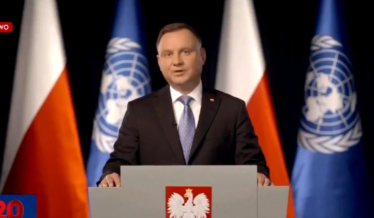 Prezydent: Polska walczy o świat bez dominacji - miniaturka