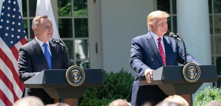 Umowa o wzmocnionej współpracy obronnej Polska - USA uzgodniona - miniaturka