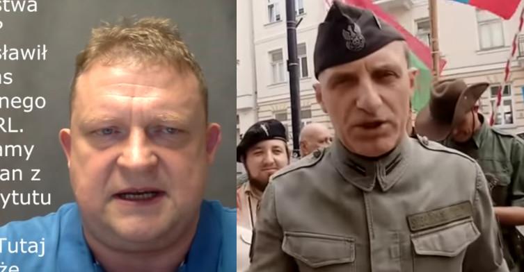 """Niby różne poglądy, a ta sama szuria. Publicysta Wyborczej i """"polskij nacjonalist"""" Jabłonowski - miniaturka"""