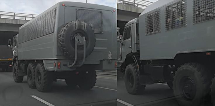 Putin wkroczył na Białoruś? Pojawiają się sygnały o obecności rosyjskich wojsk - zdjęcie