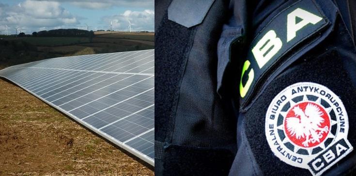 Przetarg na 2 mln zł na panele solarne ,,pod lupą'' CBA - zdjęcie