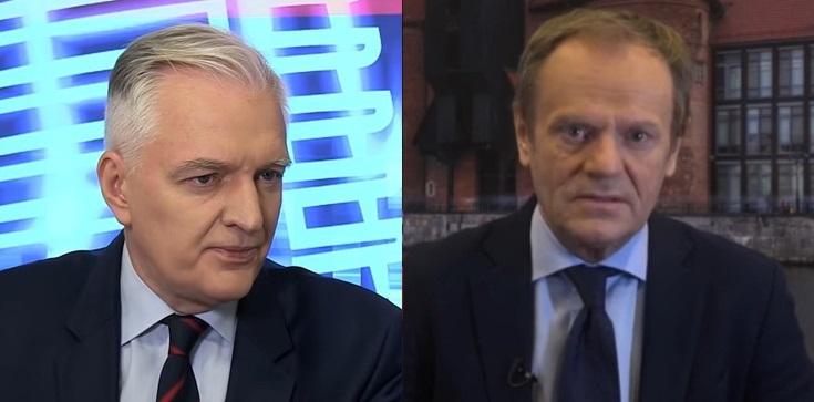 Czym Tusk może szantażować Gowina? - zdjęcie