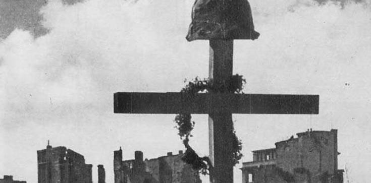 ,,Jeno wyjmij mi z tych oczu szkło bolesne…''. 77 lat temu zginął Krzysztof Kamil Baczyński  - zdjęcie