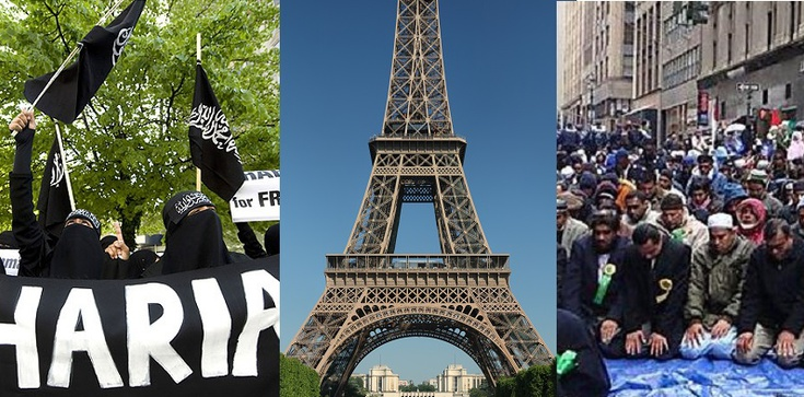 Francja. Młodzi muzułmanie coraz bardziej radykalni - zdjęcie