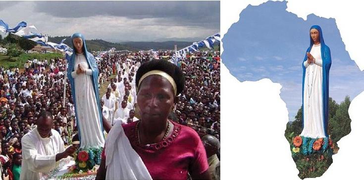 Objawienia maryjne w Kibeho. O co prosiła Matka Boża? - zdjęcie