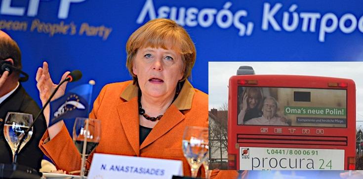 ,,Nowa Polka babci'' – tak Niemcy ,,reklamują'' opiekę dla seniorów - zdjęcie