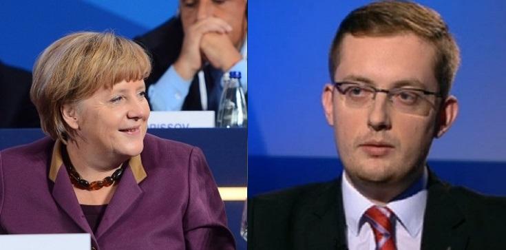 Czy Konfederacja z Merkel stoją w jednym szeregu? - zdjęcie