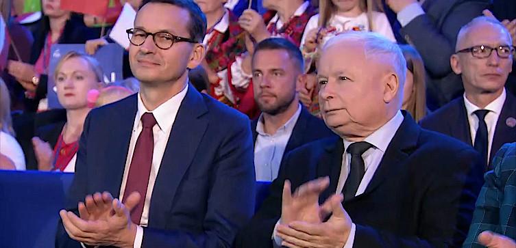 Kto prezesem PiS po Kaczyńskim? ,,Szykuje następcę'' - miniaturka