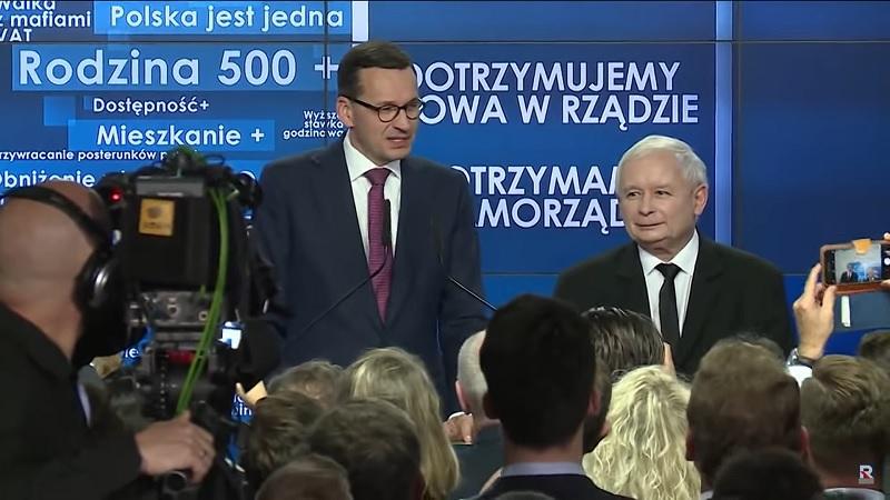 Sondaż. Do Sejmu wejdą tylko trzy partie. PiS wciąż bezkonkurencyjne  - miniaturka