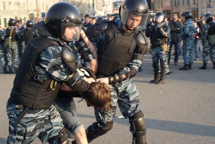 OMON zatrzymał liderów białoruskiej opozycji - miniaturka