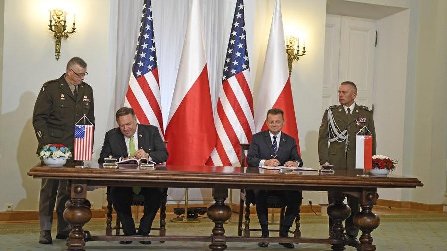 Umowa o współpracy wojskowej między Polską i USA podpisana! - miniaturka