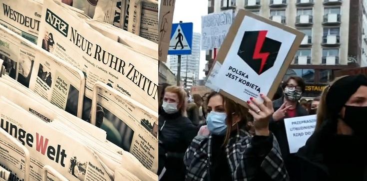 Niemieckie media w panice: Działania polskiej policji podczas SK jak w stanie wojennym - zdjęcie
