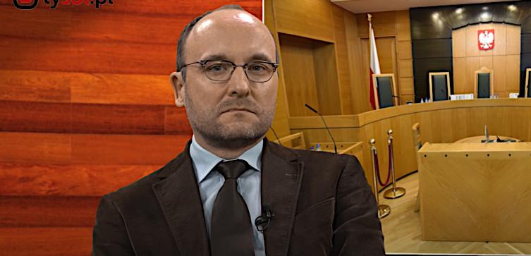 Prof. Zaradkiewicz ostro do ,,kasty'': Jestem sędzią polskim, nie europejskim - miniaturka