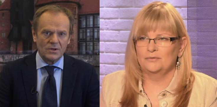 Anita Gargas: Tusk stchórzył. Coś sprawiło, że wolał zostać zdrajcą - zdjęcie