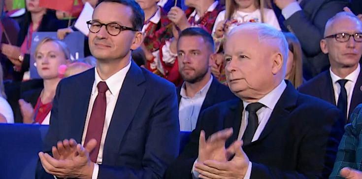 Kaczyński: Wierzę w umiejętności Morawieckiego - zdjęcie