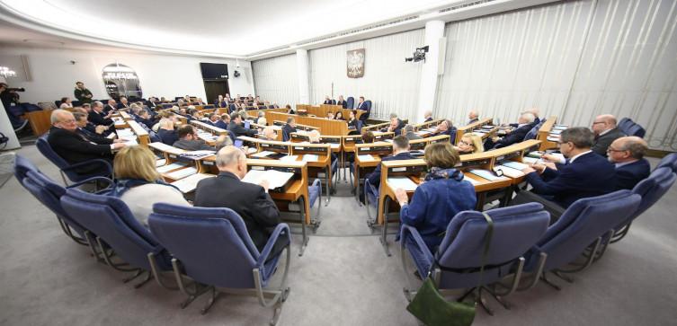 Senat: Rezolucja ws. Białorusi przyjęta jednogłośnie - miniaturka